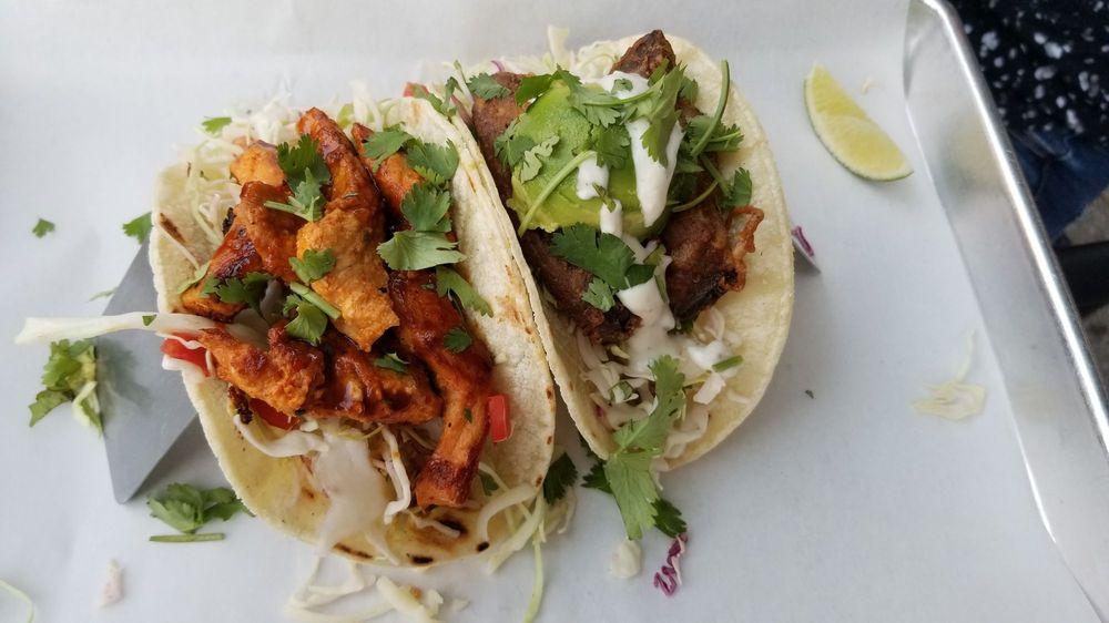 Food from Kansas City Taco Company