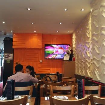 Turkish Restaurant On Grays Inn Road London