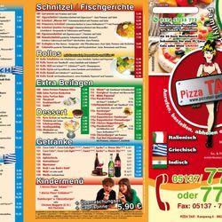 Pizzataxi - Food Delivery Services - Kampweg 6, Garbsen