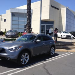 Photo Of Sacramento Infiniti Roseville Ca United States Qx70s