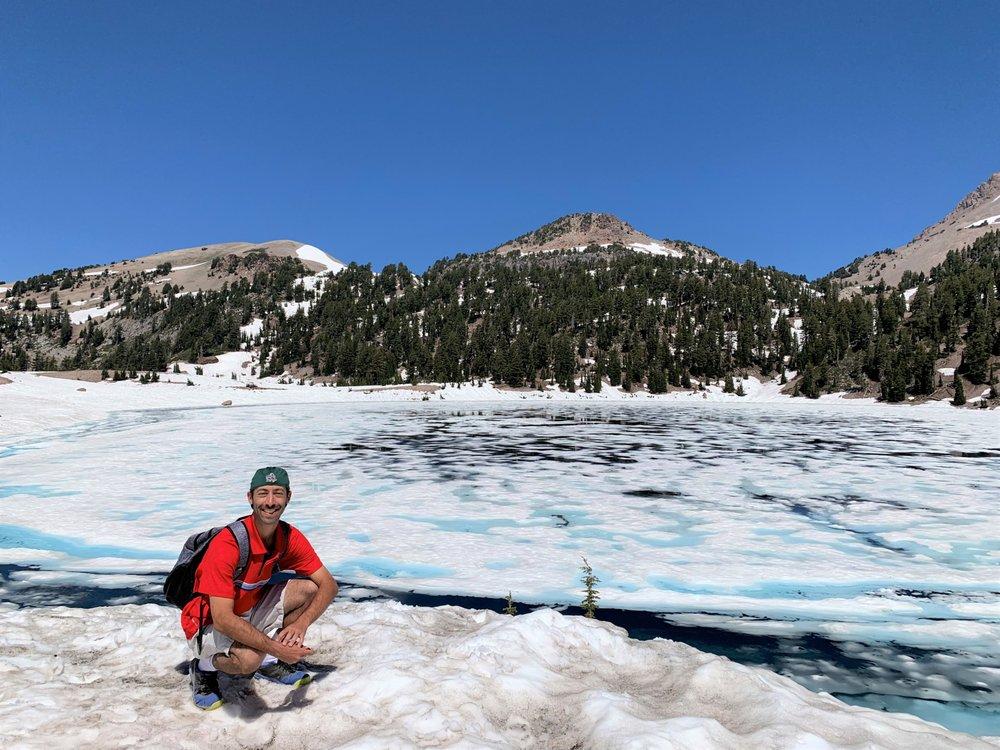 Helen Lake: Lassen Peak Hwy, Mineral, CA