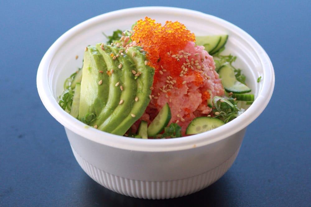 Spicy tuna bowl !! - Yelp