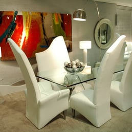 Photo Of Huff Furniture Atlanta Ga United States Unique White Dining Chairs
