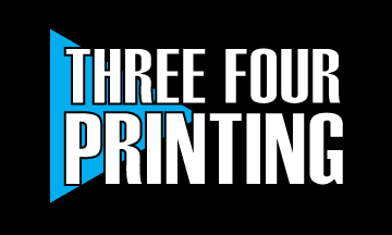 Three Four Printing