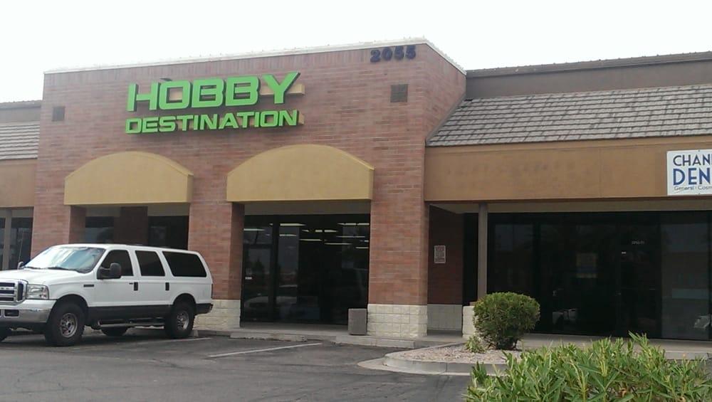 Hobby Destination