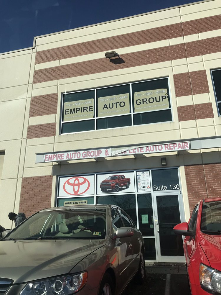 Empire Auto Group: 23765 Pebble Run Pl, Sterling, VA