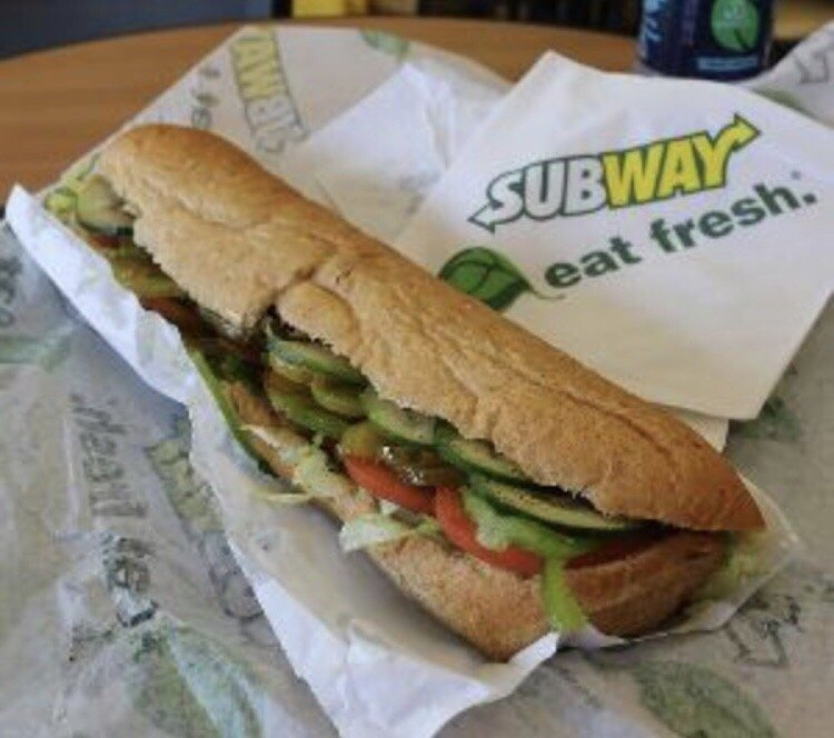 Subway: 837 S Il Rt 59, Bartlett, IL