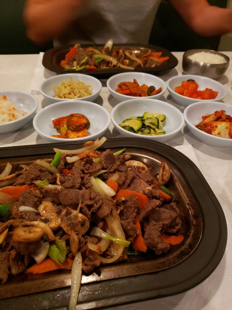 Korean House Restaurant: 489 N Daleville Ave, Daleville, AL