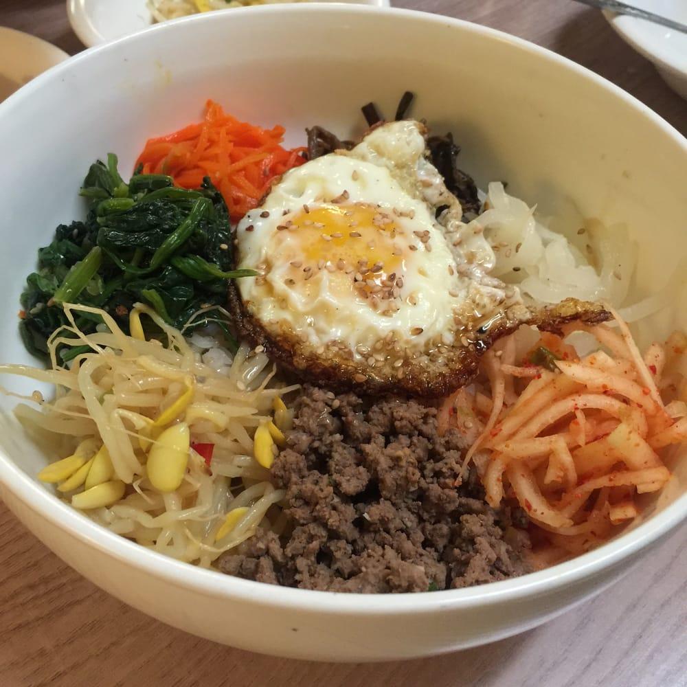 Bibimbob yelp for Seoul garden korean restaurant
