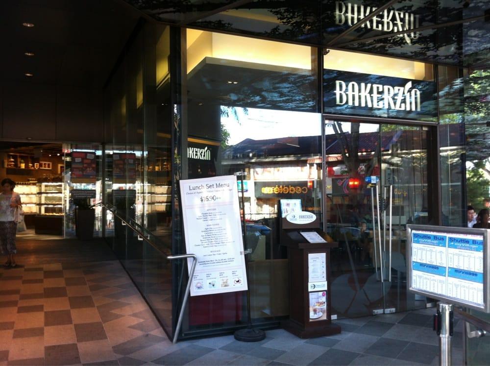 Bakerzin Singapore