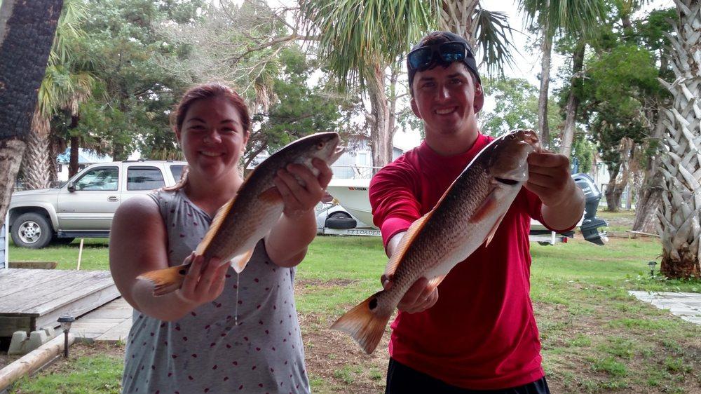Dragginit Fishing Charter: Horseshoe Beach, FL