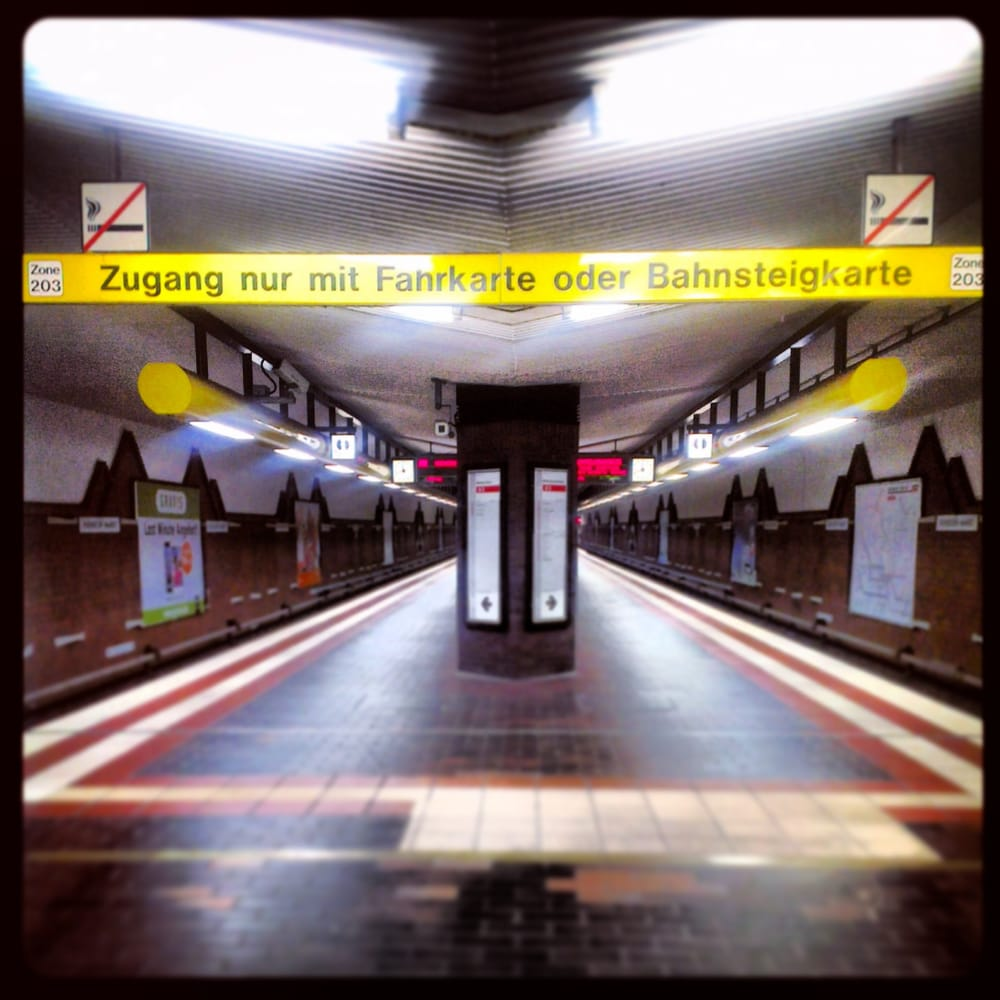 U-Bahnhof Niendorf Markt