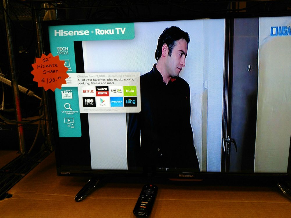 32 smart tv  They also have 40,