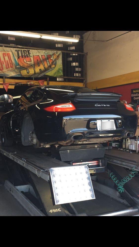 Fullerton Discount Tire Center: 504 N Gilbert St, Fullerton, CA