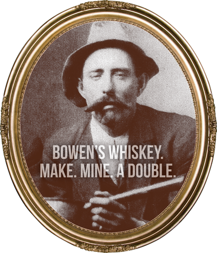 Bowen's Whiskey: 1901 Mineral Ct, Bakersfield, CA