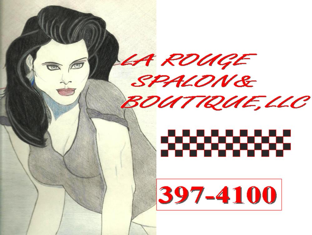 LA Rouge Spalon: 110 Peyton Dr, Dandridge, TN