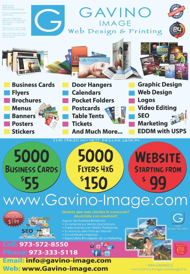 Gavino Image Web Design & Print - Web Design - 919 Main Ave ...