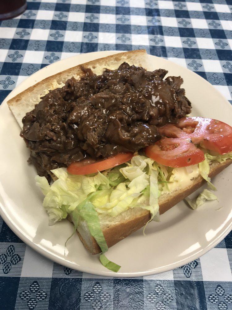 MacBe Seafood & Cafe: 13029 Hwy 603, Bay Saint Louis, MS