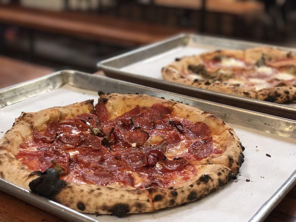 DeSano Pizza Bakery: 4959 Santa Monica Blvd, Los Angeles, CA