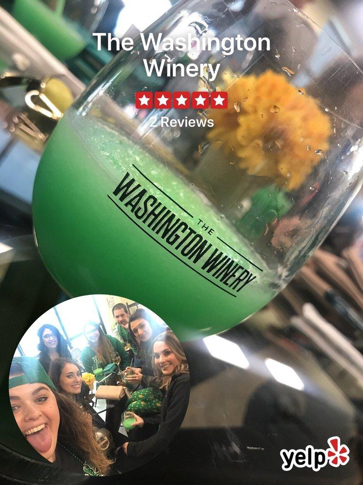Social Spots from The Washington Winery