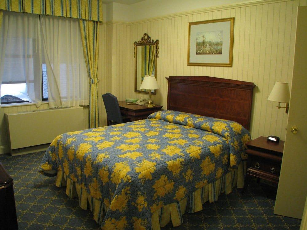 Wellington Hotel New York Ny Stati Uniti