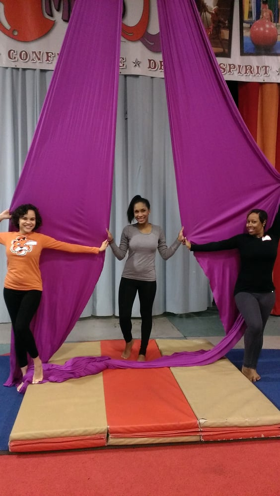 Yelp Quirks Out - Aerial Silk Class: 326 Elm St, Ludlow, KY