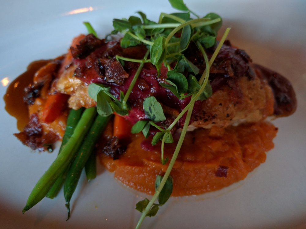 Food from Rustica Eatery & Tavern
