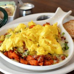 Photo Of Egg Harbor Cafe Schaumburg Il United States Sweet Potato Skillet