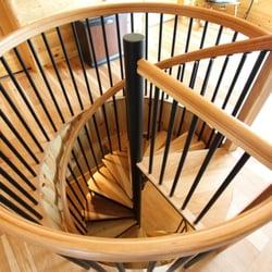 Salter Spiral Stair Fotoğrafı   Collegeville, PA, ABD