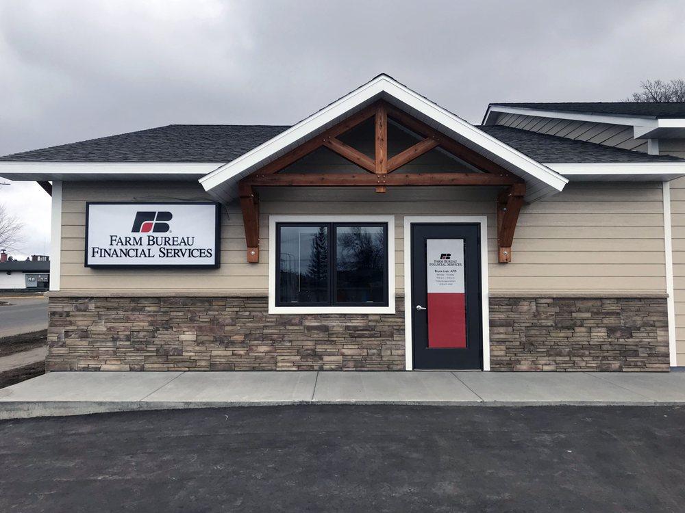 Farm Bureau Insurance Service: 210 Jefferson St N, Wadena, MN