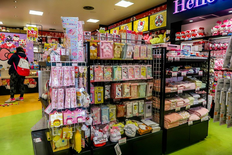 Hello Kitty Japan Tokyo Skytree Town Solamachi