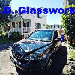 J d glassworks auto glass 92 photos 10 avis for A plus motors fairfax