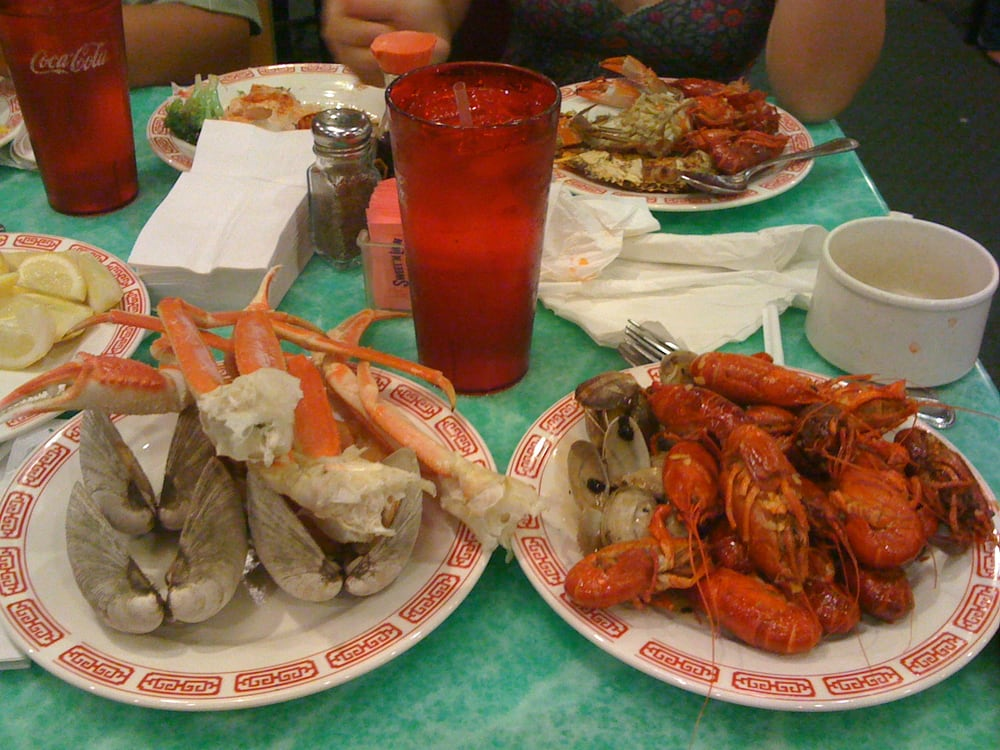 Snow crab legs and craw fish yelp for Fish buffet near me
