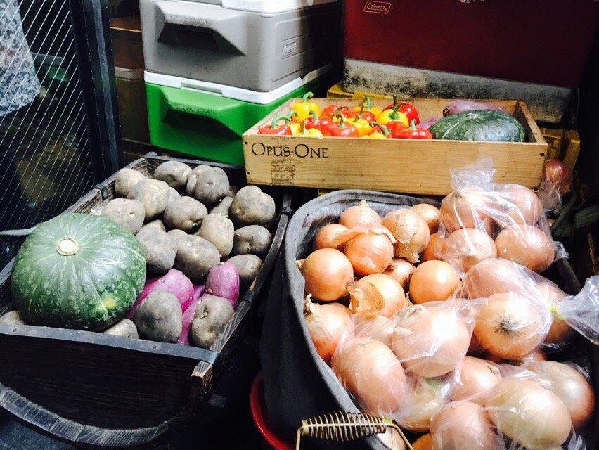 野菜を食べるカレーCampの画像
