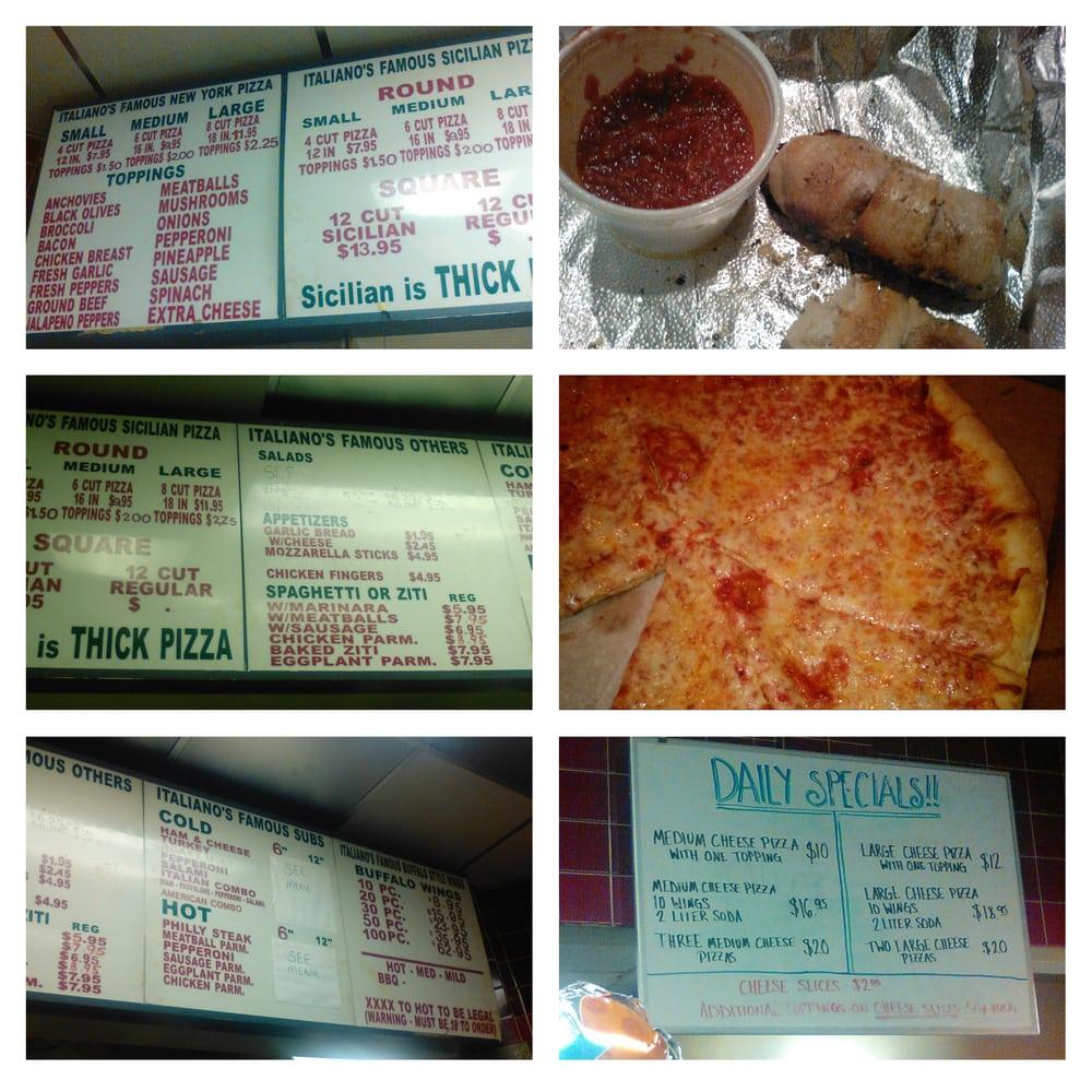 Italianos ny pizza 15 photos 31 reviews pizza 1229 - Italian garden boiling springs nc ...