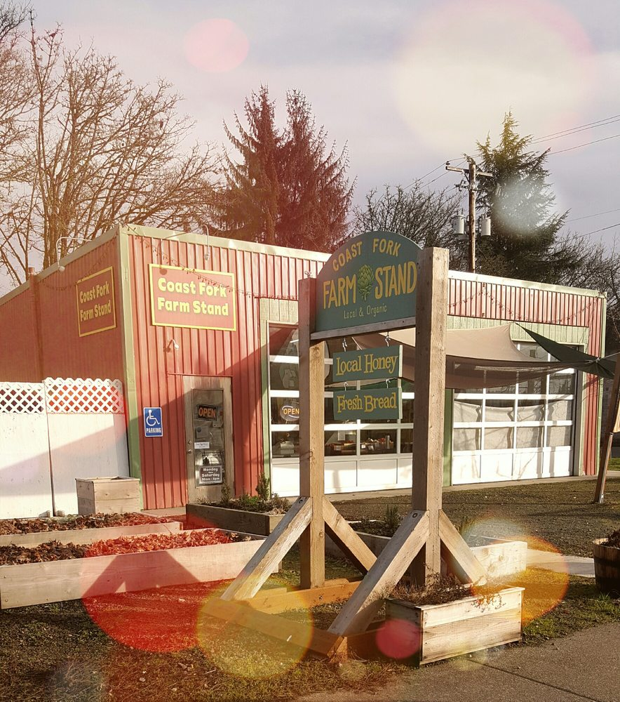 Coast Fork Farm Stand: 90 S 10th St, Cottage Grove, OR