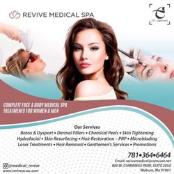 Revive Med Spa - (New) 23 Photos & 29 Reviews - Medical Spas