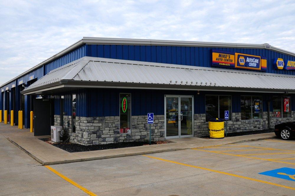 Mike's Auto Center: 2540 Lexington Ave, Lexington, OH