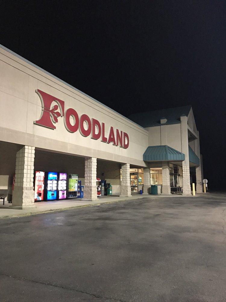 Foodland Killen: 1161 Highway 72, Killen, AL