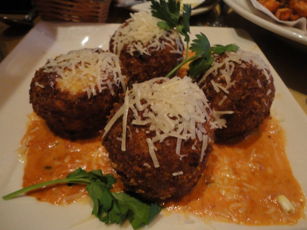 Fried Macaroni And Cheese Cheesecake Factory