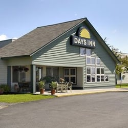 Photo Of Days Inn International Falls Mn United States Exterior