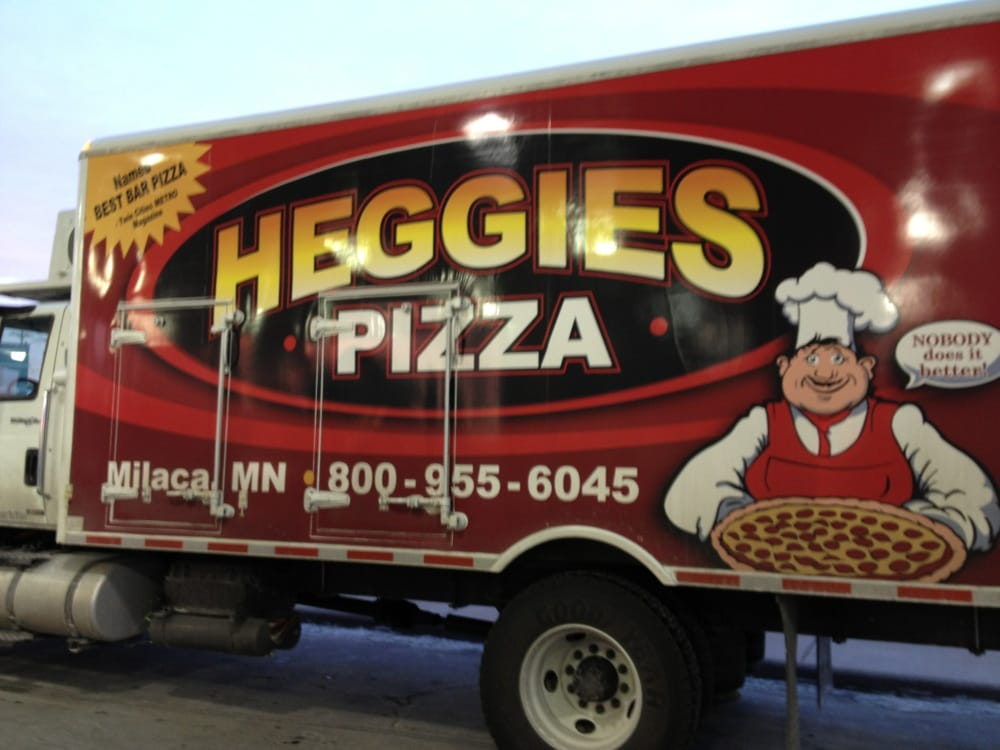 Heggies Pizza: 1115 6th Ave NE, Milaca, MN