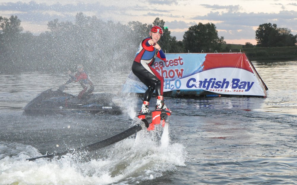 Catfish Bay Water Ski Park: 5500 Show Pl, Sioux Falls, SD