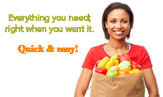 Xpress Grocery - Food Delivery Services - Bellingham, WA