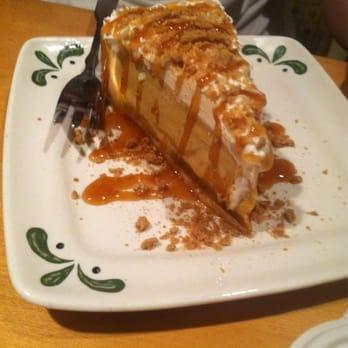 photo of olive garden italian restaurant lima oh united states pumpkin cheesecake - Olive Garden Pumpkin Cheesecake