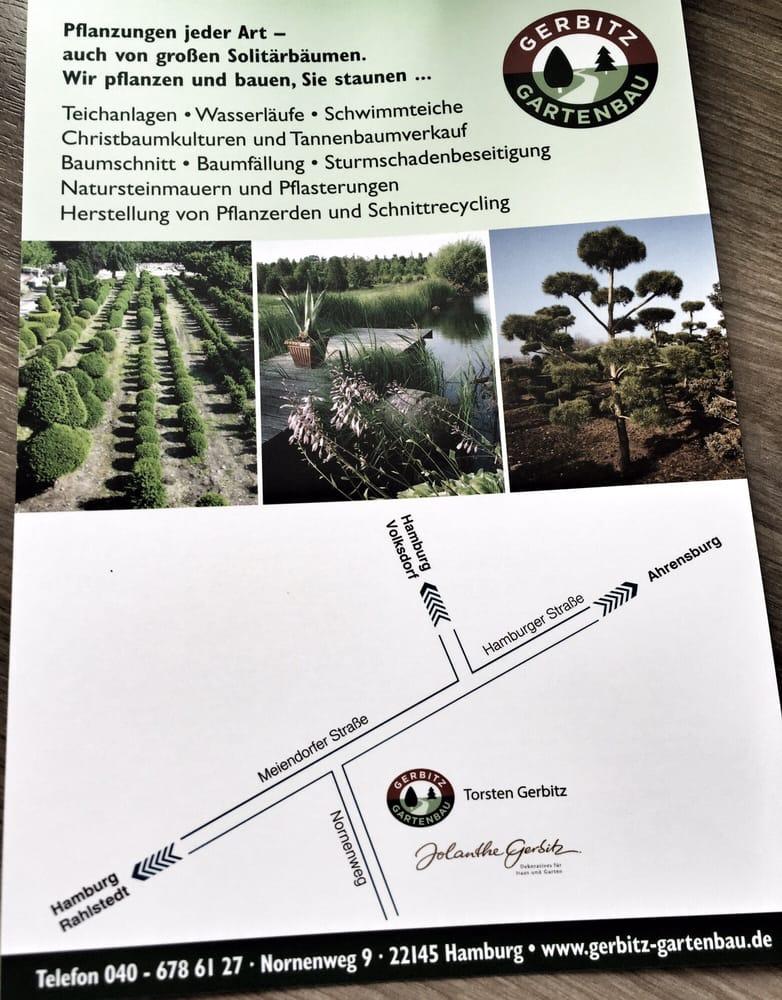 Gerbitz Gartenbau   Gärtnerei U0026 Gartencenter   Nornenweg 9, Rahlstedt,  Hamburg   Telefonnummer   Yelp
