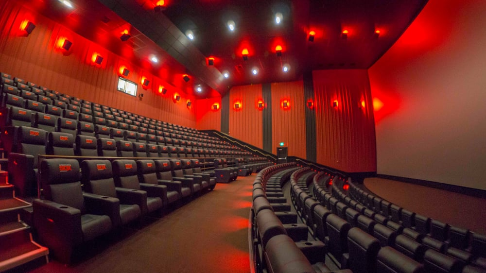 Cypress Movie Theater