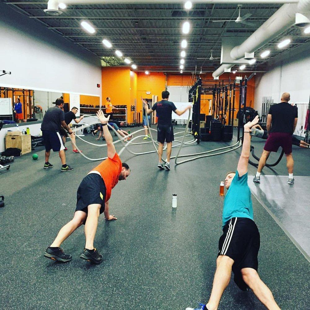 In Motion Fitness: 3764 Dunlap St N, Arden Hills, MN