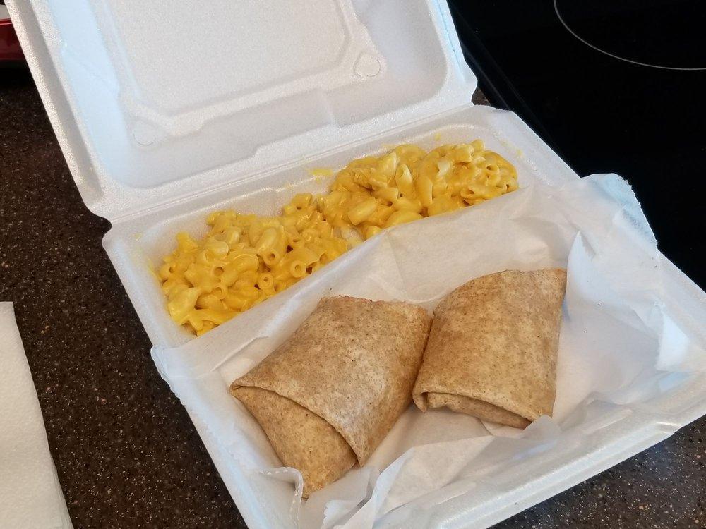 Senses Vegan Comfort Food: 2500 Church St, Norfolk, VA