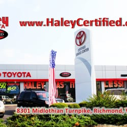 Beautiful Photo Of Haley Toyota Certified Sales U0026 Service Center   Richmond, VA,  United States